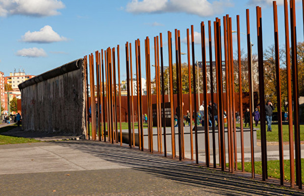 Berlin Wall Memorial in Germany