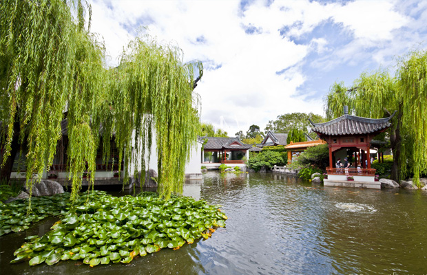 Chinese Garden of Friendship in Australia