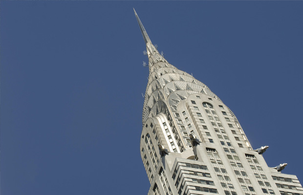 Chrysler Building in USA