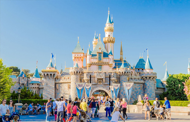 Disneyland Park in USA