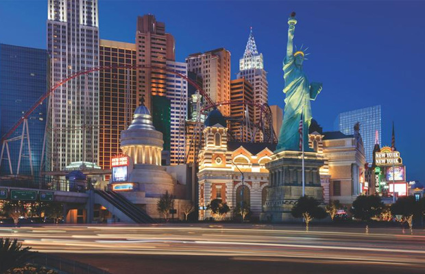 New York-New York Hotel & Casino in USA