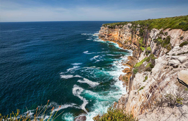 Royal National Park in Australia