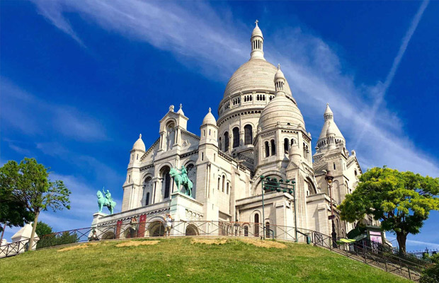 Sacré-Cœur in France