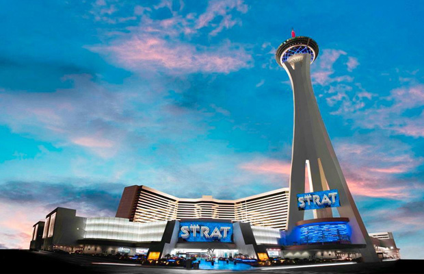The STRAT Hotel, Casino & SkyPod in USA