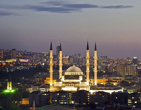 Ankara travel