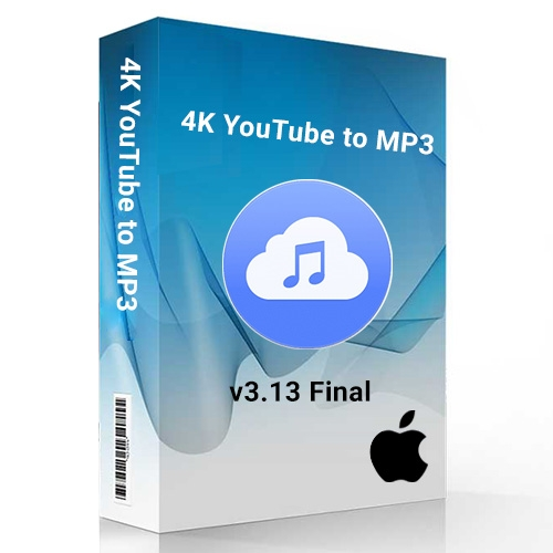 4K YouTube to MP3 3.13 Final for macOS