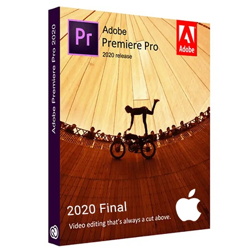 Adobe Premiere Pro 2020 Final Multilingual macOS