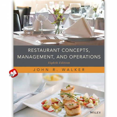 Restaurant Concepts, Management and Operations